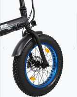 The Fat 20810 500w 36v 12ah Folding Electric Bike