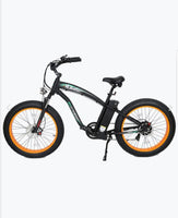"The Hammer 1000w 48v 13ah 26"" Electric Bike"