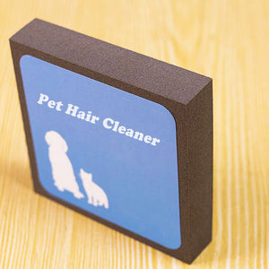 Hair Remover Sponge for Pets - Dogs or Cats
