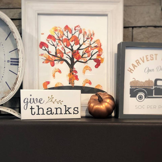 Give Thanks Giveaway - Enter Today!