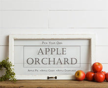 Load image into Gallery viewer, Apple Orchard Window
