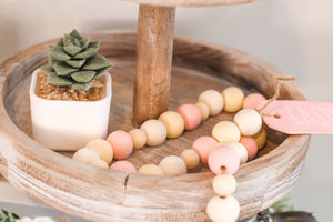 Easter Bead Garland