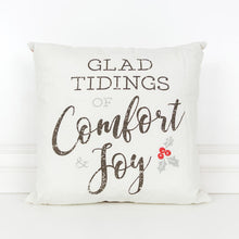 Load image into Gallery viewer, Glad Tidings Pillow