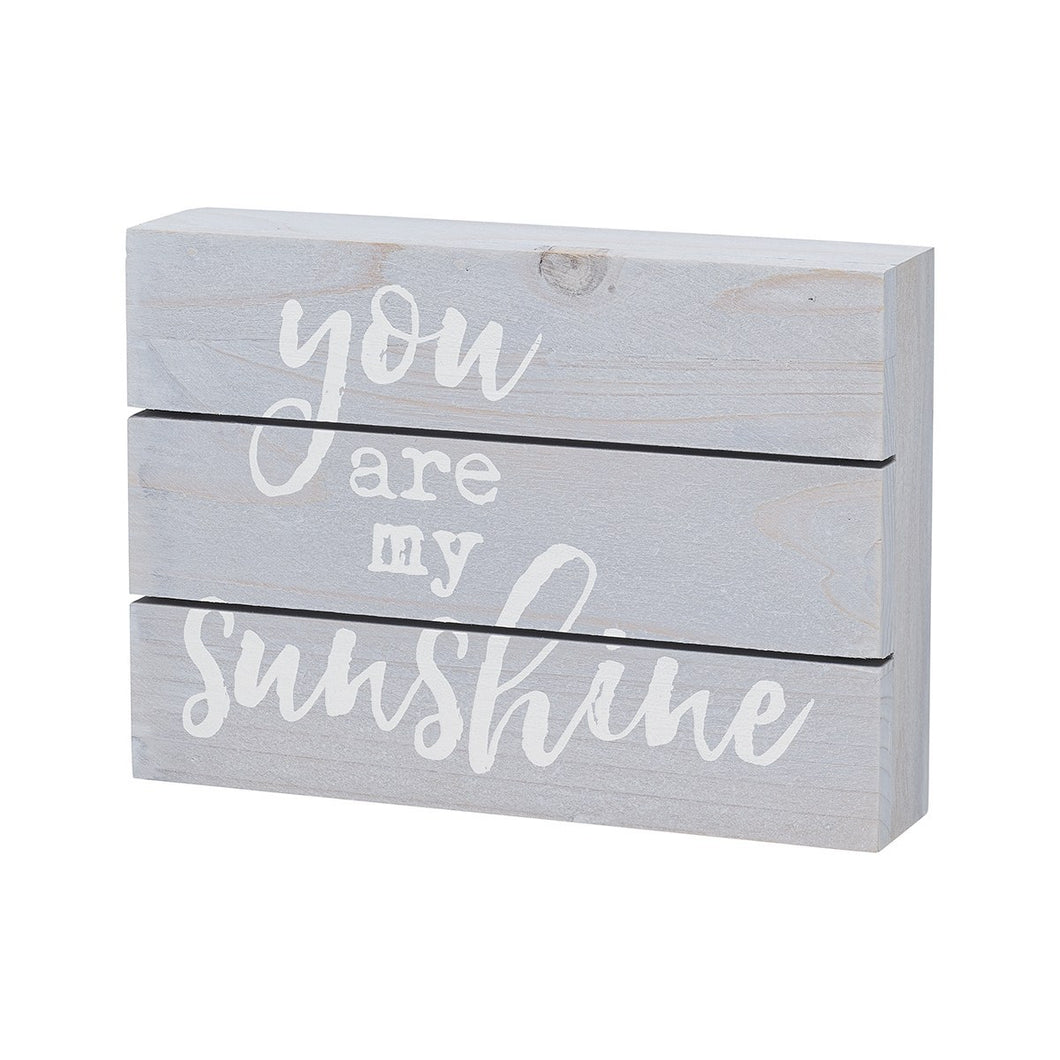 You Are My Sunshine Pallet Box Sign