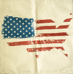 USA Pillow Cover