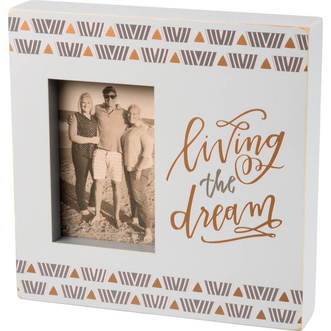 Picture Frame - Living the Dream