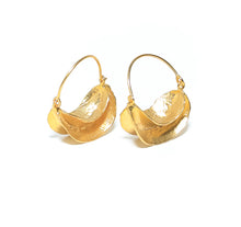 Load image into Gallery viewer, CARMEN GOLD EARRINGS