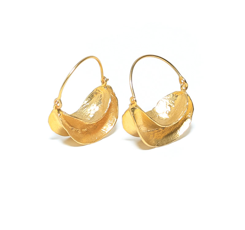 CARMEN GOLD EARRINGS