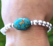 Load image into Gallery viewer, DESIREE SILVER BRACELET