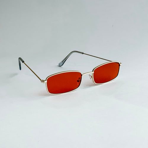 slim designer sunglasses