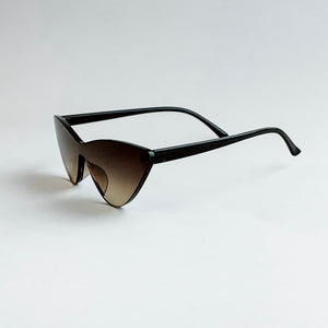 frameless cat eye sunglasses 2