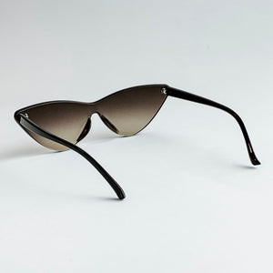 frameless cat eye sunglasses 3