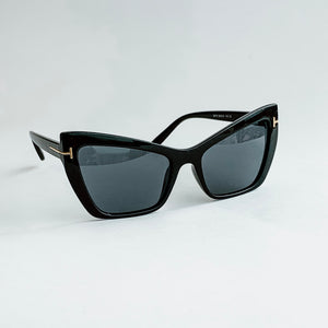 posh cat eye sunglasses