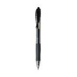 PILOT GEL PEN RECT. G2 0.7 BLACK
