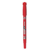 PILOT TWIN MARKER RED