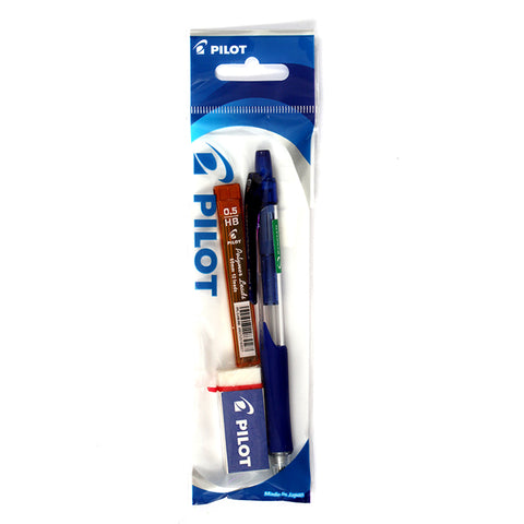 PILOT MECH. PENCIL H-125 (0.5)+LEAD+ERASER