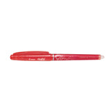 PILOT FRIXION POINT PEN 0.5 RED