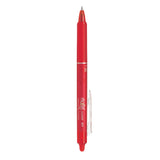 PILOT FRIXION CLICKER ROLLER BALL 0.7 RED
