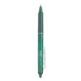 PILOT FRIXION CLICKER ROLLER BALL 0.7 GREEN