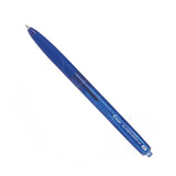 PILOT SUPERGRIP G RECT BALL PEN MED BLUE