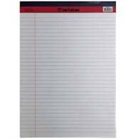A4 WRITING PAD 210x297 1X 100SHEETS