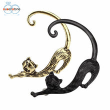 Load image into Gallery viewer, Cat Ear Cuff (I'm cool enough to know what these are) - The Lezbrarian
