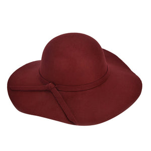 High Society Floppy Hat - The Lezbrarian