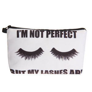 Weird Ass Cosmetic Bags - The Lezbrarian