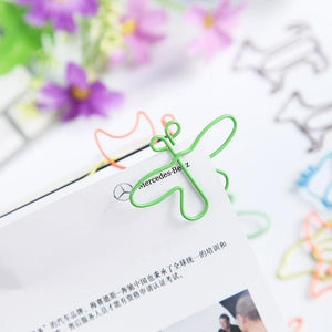 Fun Paper Clips! - The Lezbrarian