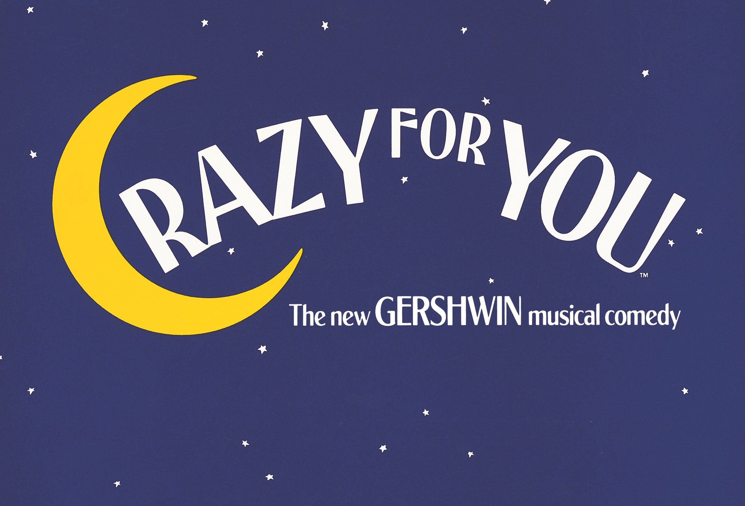 Crazy for You musical theatre west end