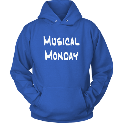 Musical Monday Hoodie