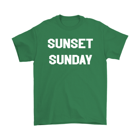 Sunset Sunday T-Shirt
