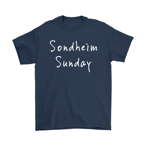 Sondheim Sunday T-Shirt