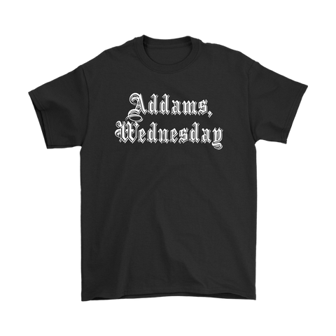 Addams, Wednesday T-Shirt