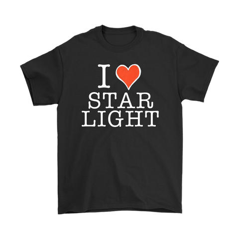 I Heart Starlight T-Shirt