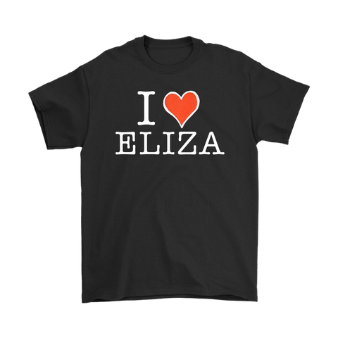 I Heart Eliza T-Shirt