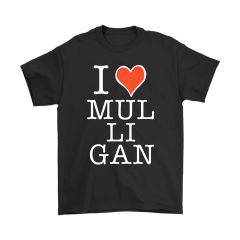 I Heart Mulligan T-Shirt