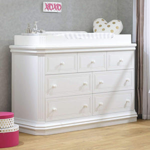 Sorelle Avanti Topper for Double Dresser