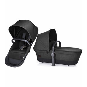 Cybex Priam 2-in-1 Light Seat Black Beauty Denim