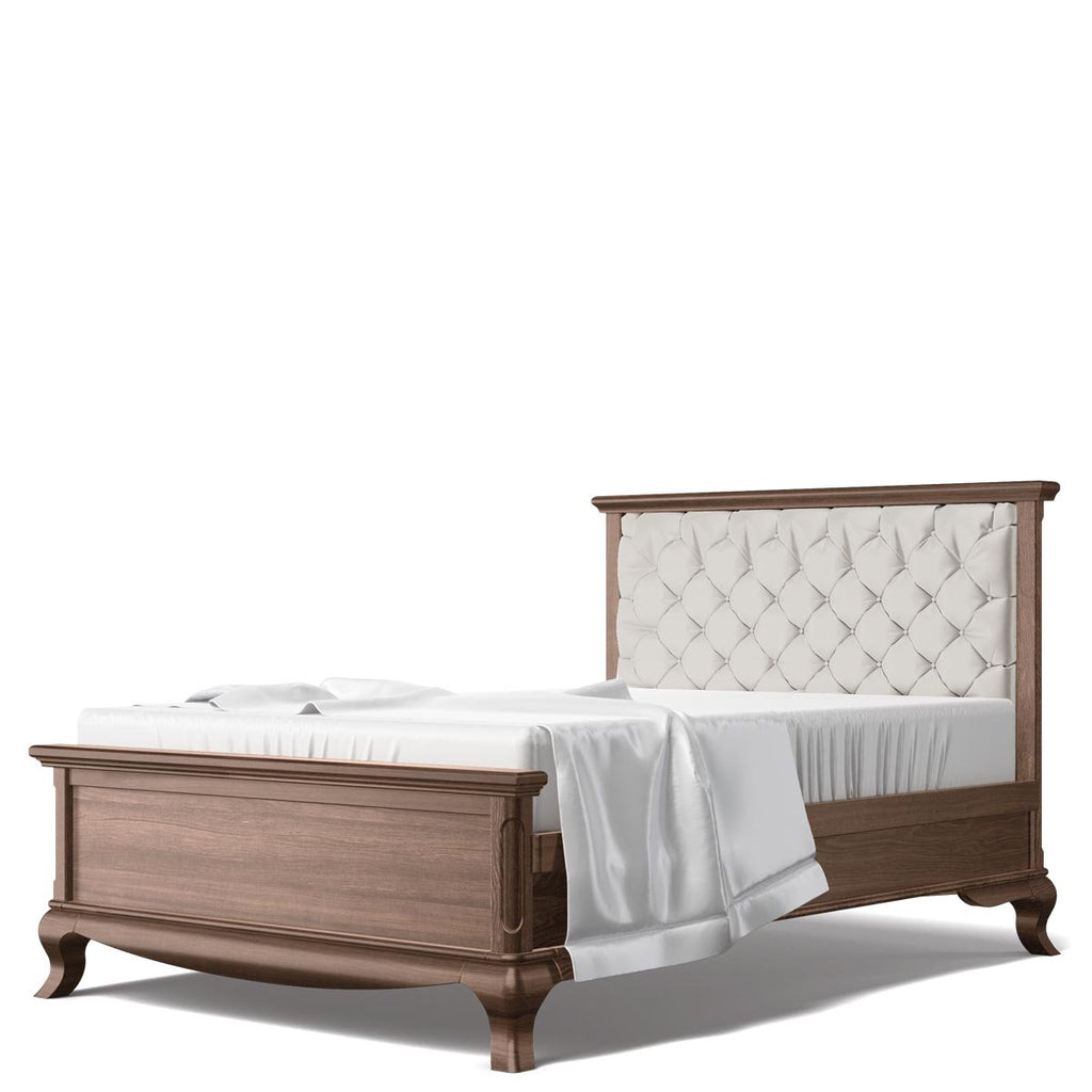 Romina Antonio Full Bed (Tufted Headboard)