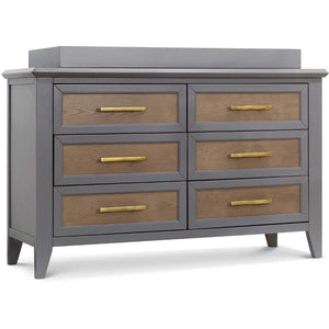 Franklin & Ben Beckett 6-Drawer Dresser