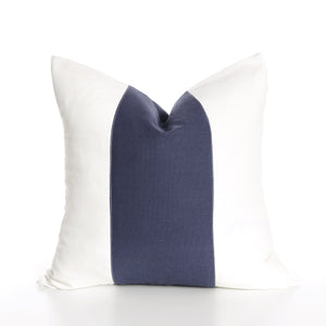 Oilo Band Pillow Indigo