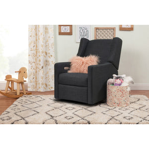 Babyletto Kiwi Electronic Recliner and Swivel Glider with USB Port