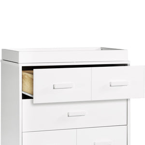 Babyletto Scoot 3-Drawer Changer Dresser with Removable Changing Tray