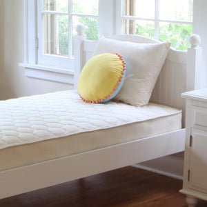 Naturepedic Organic Deluxe Twin Mattress