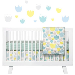 Babyletto Tulip Garden 5-Piece Crib Set
