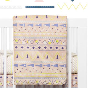 Babyletto Desert Dreams 2-in-1 Play and Toddler Blanket