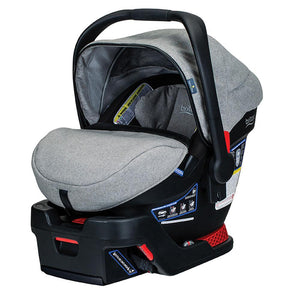 Britax B-Safe Nanotex Ultra Infant Car Seat + Base