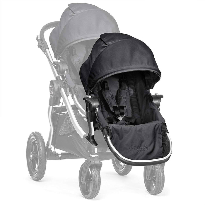 Baby Jogger City Select Second Seat Kit (Silver Frame)