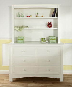 Pali Cristallo Bookcase Hutch